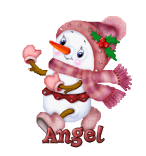 Angel - CuteSnowman