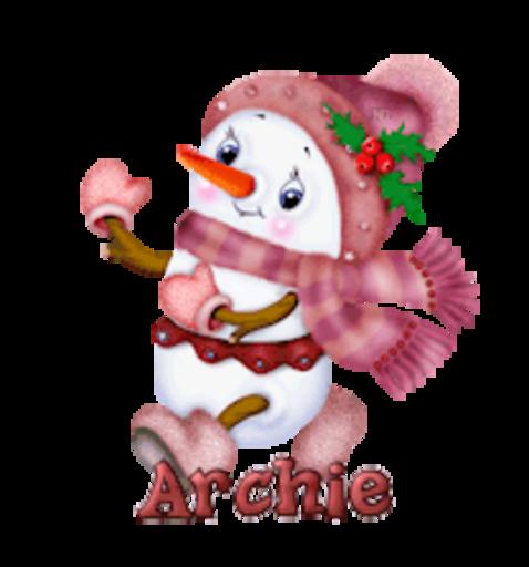 Archie - CuteSnowman
