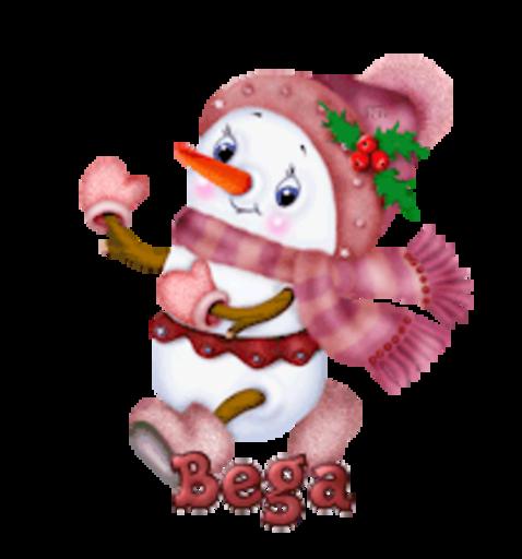 Bega - CuteSnowman