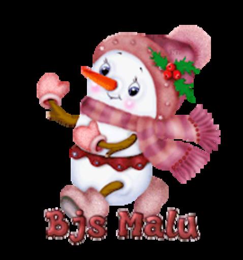 Bjs Malu - CuteSnowman