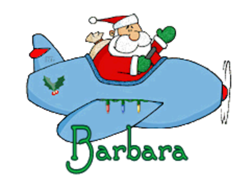 Barbara - SantaPlane