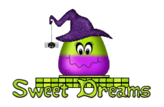 Sweet Dreams - CandyCornWitch