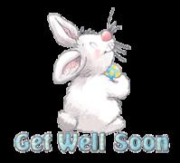 Get Well Soon - HippityHoppityBunny