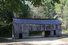 John Cable Cantilever Barn