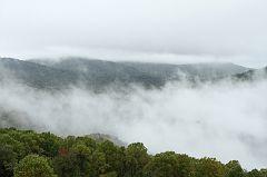 Rolling Fog #14