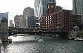 Chicago River and Clark Street Bridge
