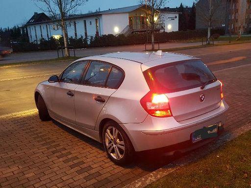 2006 BMW 118 1er