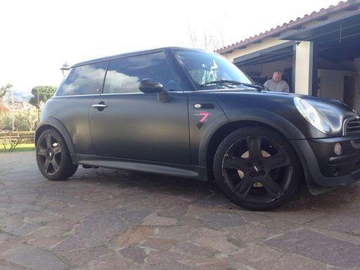 2006 MINI One D Mini 1.4 tdi Seven