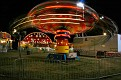 Bremen night carnival ride