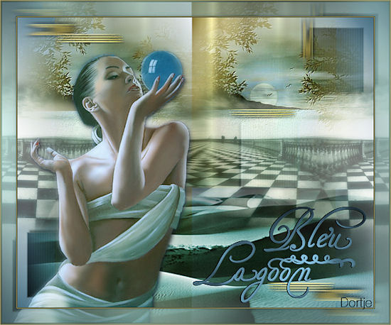 Blue Lagoon les pspdesignbymarij