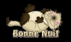 Bonne Nuit - KittySitUps