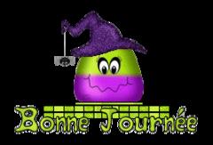 Bonne Journee - CandyCornWitch