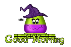 Good Morning - CandyCornWitch