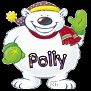 Polly Polar Bear