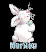 Marilou - HippityHoppityBunny