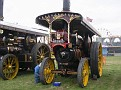 "1910 Works number 2104. Registration WR 6984. ""Prospector"" The only original Foden Showman's engine in existence."