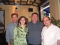 Carter, Courtney, Bill Ryan, Craig Newmark
