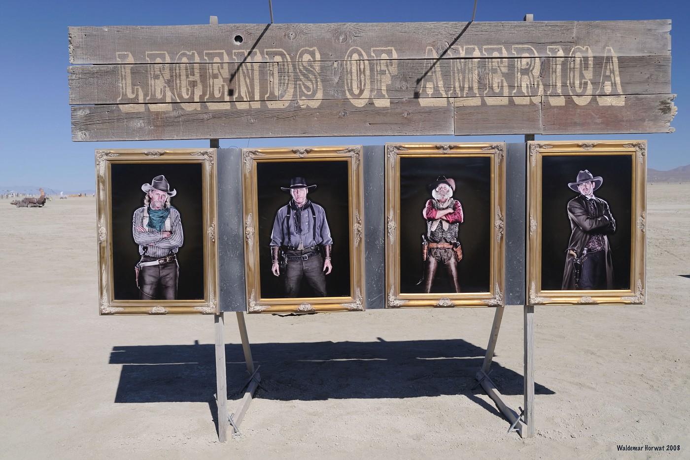 Legends of America 2