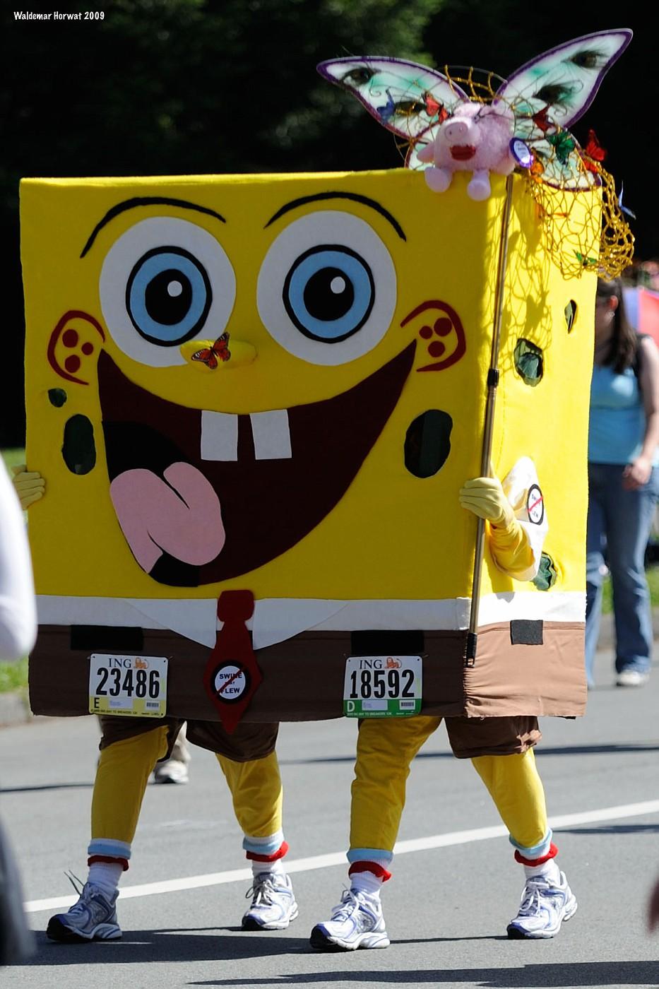 Double Spongebob