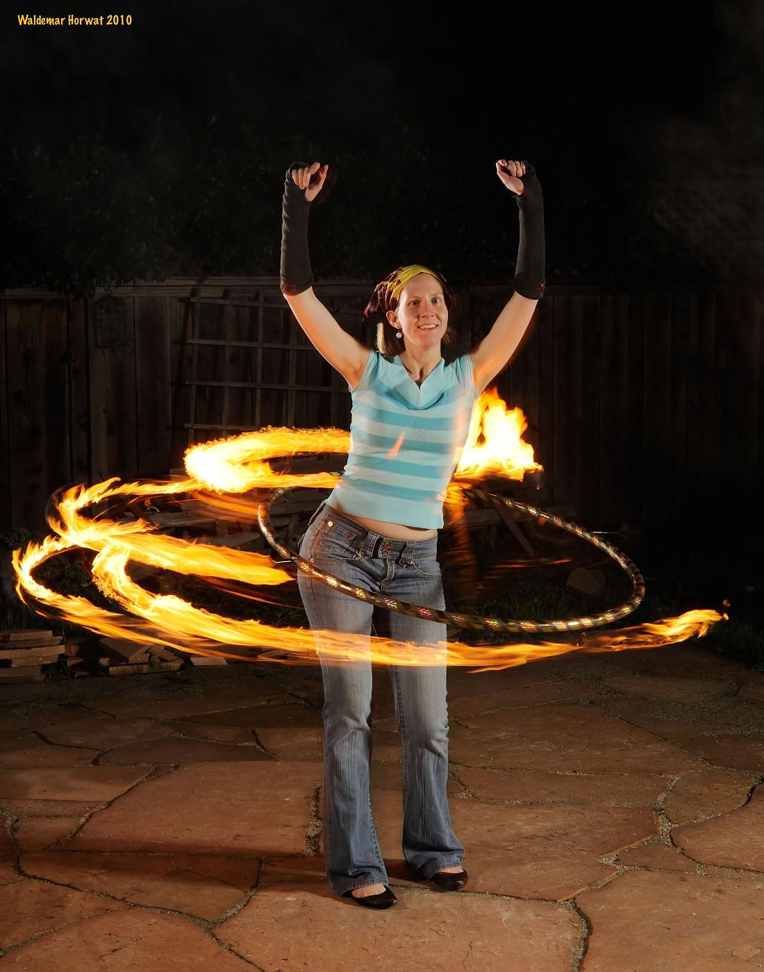 I've Got Fire!