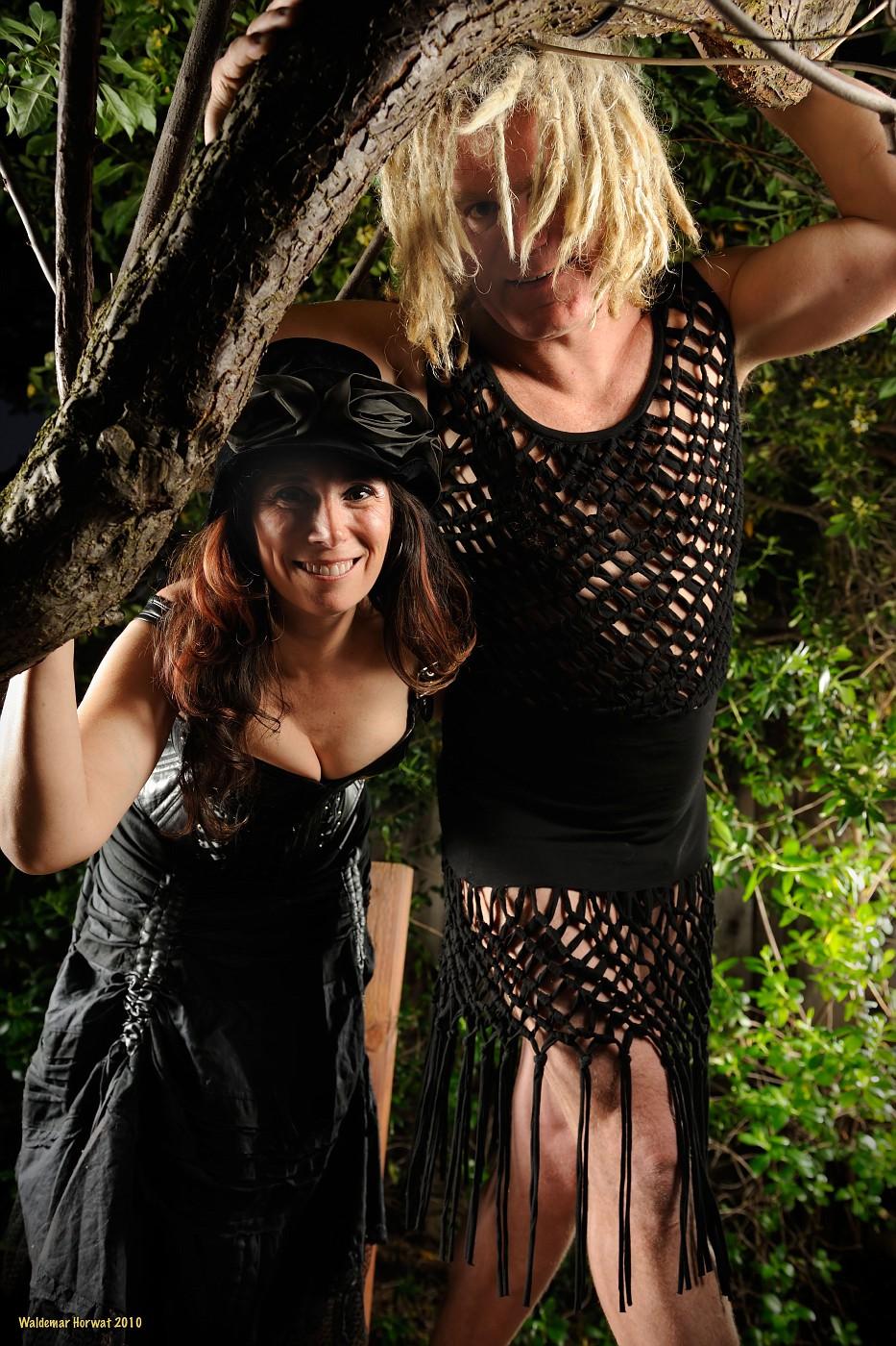 Melanie and Warrior