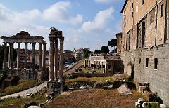 DSC1845 Рим Форум Цезаря b Rome Eternal City Forum of Caesar