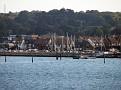 Shipspotters at Hythe Marina