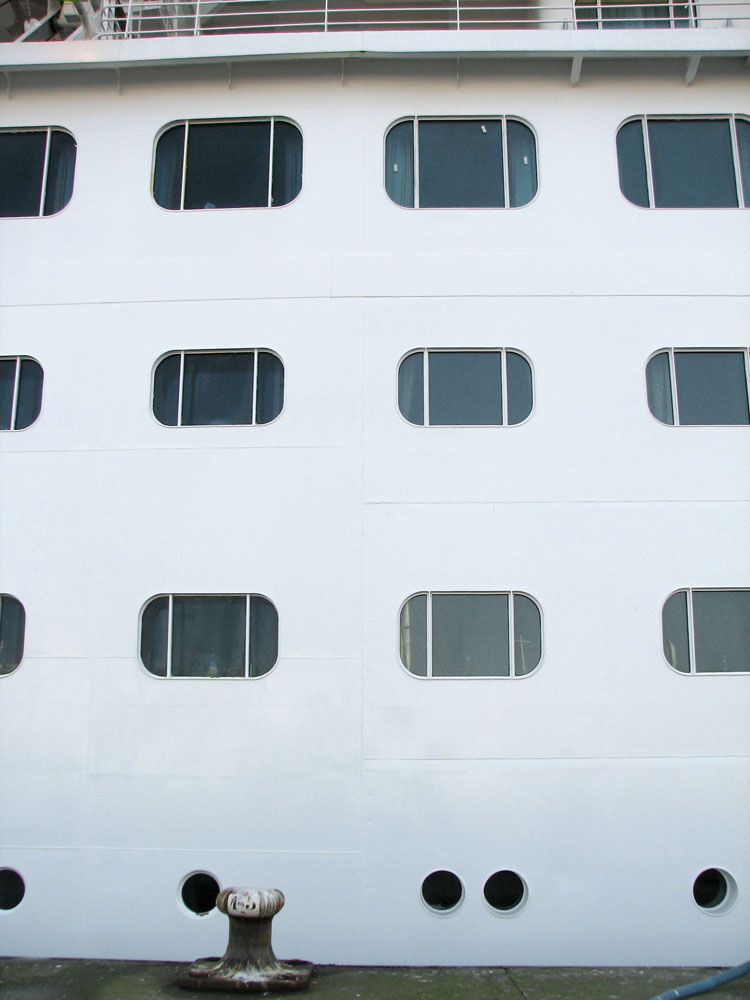 Starboard Aft Join - Balmoral
