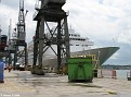Boudicca in the Eastern Docks