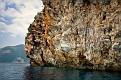 Boat trip. Meganissi island