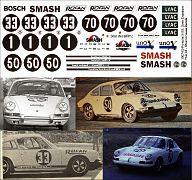 DE-001 1967-69 Porsche 911S Sven Engstrom, white car