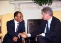 Aristide & Clinton