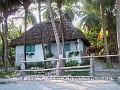 Petite maison sur la plage de Kabik