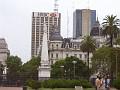 View of Plaza de Mayo