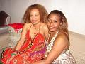 Dr Joelle B. Thévenin & Haitian Singer Gina Dupervil
