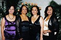 Michaelle Rivera, Elza Duplessy, Carolle B. Mevs and Marie George Sauvaget.