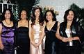 Michaelle Rivera, Elza Duplessy, Stephanie, Carolle B. Mevs and Marie George Sauvaget