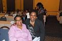 Marlene Cesar President HANA and Gina Isidor.