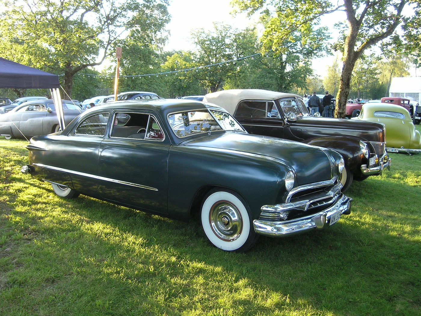 Photo p8030156 edgar 39 s 1951 ford ex 4 door album rik for 1951 ford 4 door sedan