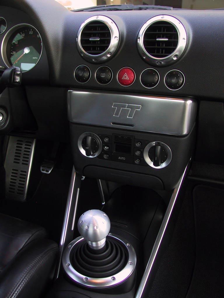 Photo: Interior shot | Audi TT MK1 Wallpapers! (over 500 pics inside