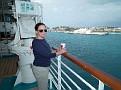 Arriving in Bermuda