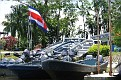 Confiscated drug-trafficking boats