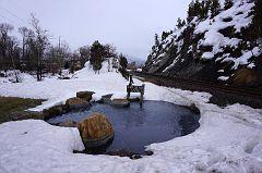 Black Sulphur Spring