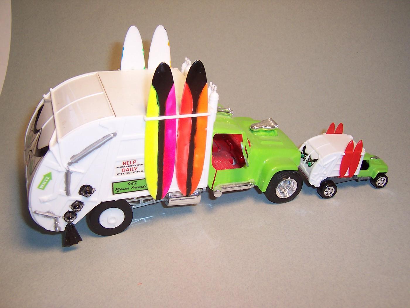 Garbage Truck 4
