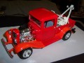 #046 1934 Ford Tow Truck