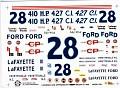 1963-1967 Fred Lorenzen 613
