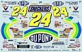 1994 Jeff Gordon   599