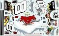 2002 Dale Earnhardt Jr Looney Tunes Busch 993