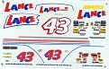 Carolina Motorsports Graphics 1996 Rodney Combs 16542