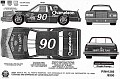 1983 Dick Brooks 993
